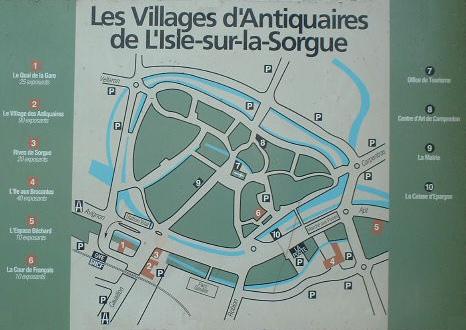 R pertoire des sites des artistes antiquaires et - Office du tourisme isle sur la sorgue ...